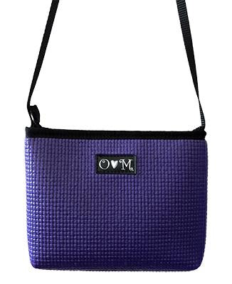 Purple Cosmo- Cross Body Purse - Queen Bunnybee's Gifts
