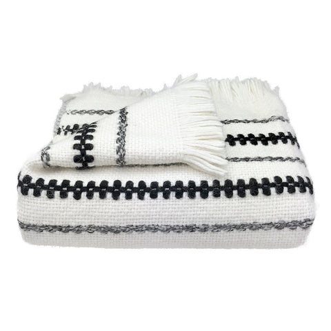 Chunky Cuzco Alpaca Throw - Queen Bunnybee's Gifts