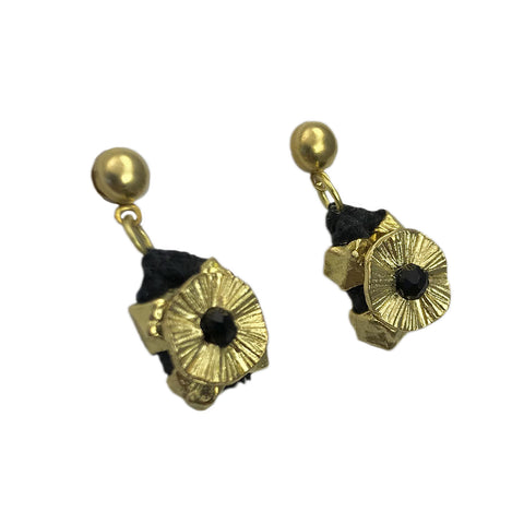 Keya Flower Earrings - Queen Bunnybee's Gifts