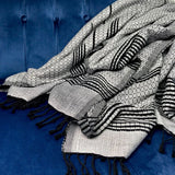 Silver Cambodia Tapestry Throw - Queen Bunnybee's Gifts