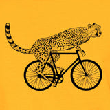 Cheetah on a bike - Queen Bunnybee's Gifts