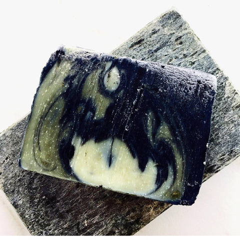 Lemongrass Mint with Activated Charcoal and French - Queen Bunnybee's Gifts