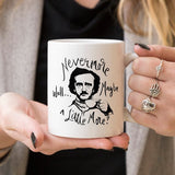 Nevermore Well  Maybe a Little More, Edgar Allan - Queen Bunnybee's Gifts