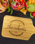 Custom Cutting Board Personalized Cutting Board - Queen Bunnybee's Gifts