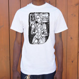 Joan Of Arc T-Shirt (Mens) - Queen Bunnybee's Gifts