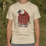 Plaidy Pus T-Shirt (Mens) - Queen Bunnybee's Gifts