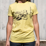 A Salt With A Deadly Weapon T-Shirt (Ladies) - Queen Bunnybee's Gifts
