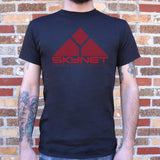 Skynet Cyberdyne Systems Corporation T-Shirt (Mens) - Queen Bunnybee's Gifts