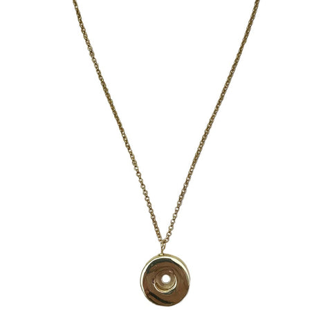 Shell Casing Pendant Necklace - Queen Bunnybee's Gifts