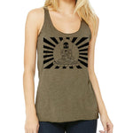 Boba Fett Buddha Star Wars tank top - Queen Bunnybee's Gifts