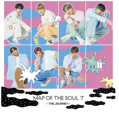 [Japanese Edition] BTS Map Of The Soul : 7 - The Journey - (Universal Limited Edition) CD