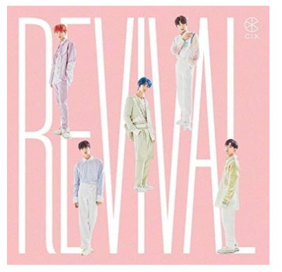 [Japanese Edition] CIX - Revival (1st Limited Edition) CD + DVD