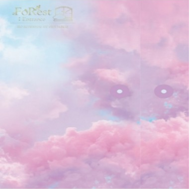 SEO EUN KWANG 1st Mini Album - FoRest : Entrance (Light ver.) CD + Poster