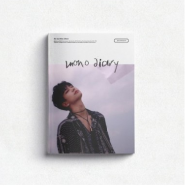 Jin Long guo 2nd Mini Album - MONO DIARY CD