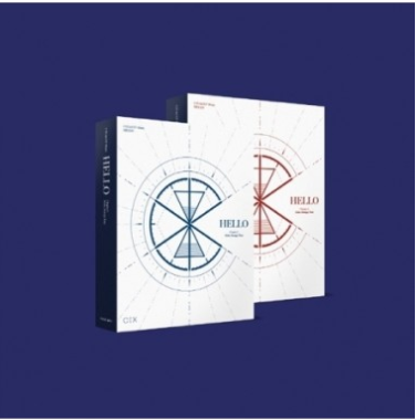 [SET] CIX 3rd Mini Album - 'HELLO' Chapter 3 Hello, Strange Time (SET ver.) 2CD + 2Poster