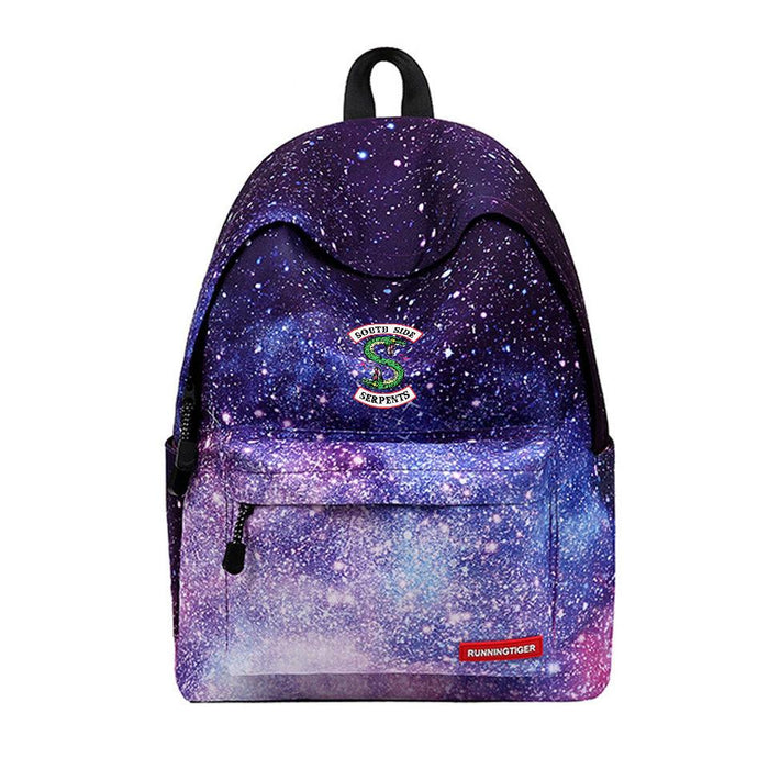 Customization- Staring School Backpack CS004