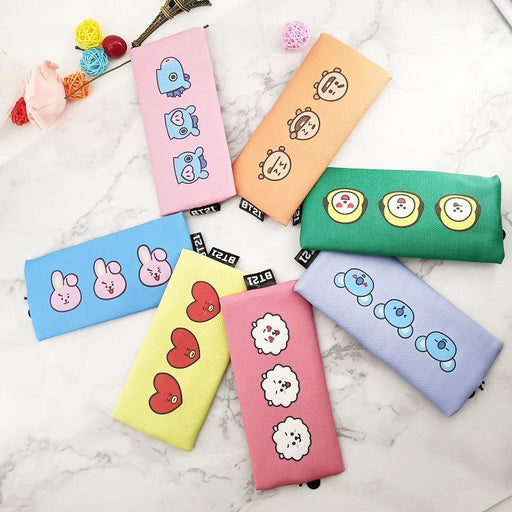BT21 Merch - BT21 Pencil Case