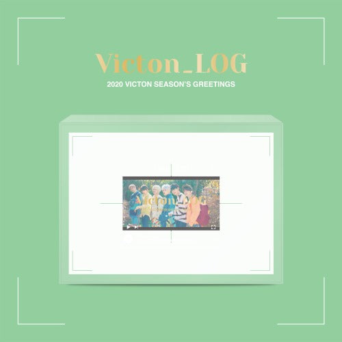 Bigton-Greeting of the 2020 season [Victon_LOG]