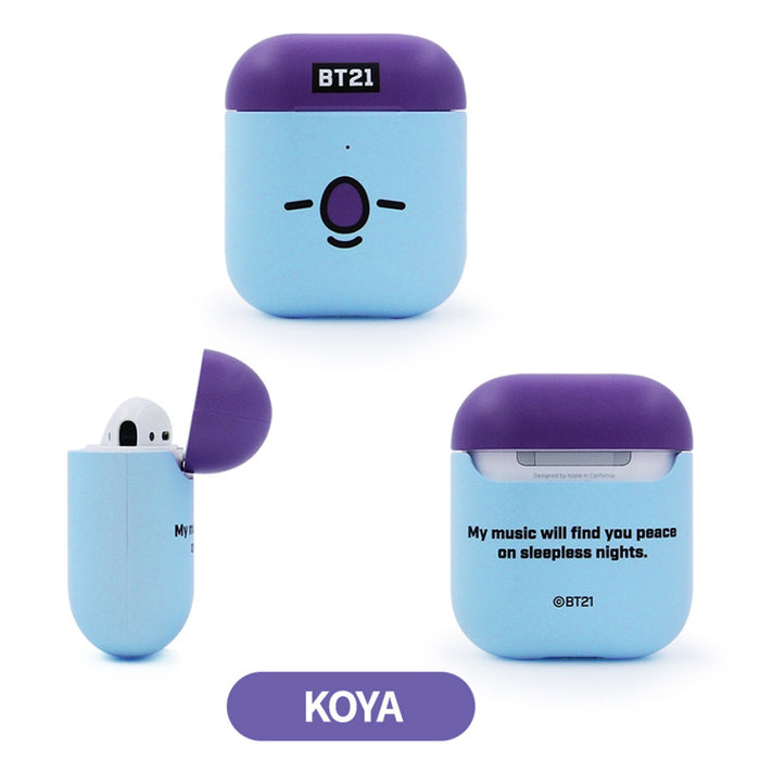 BT21 X ROYCHE AIRPOD CASE