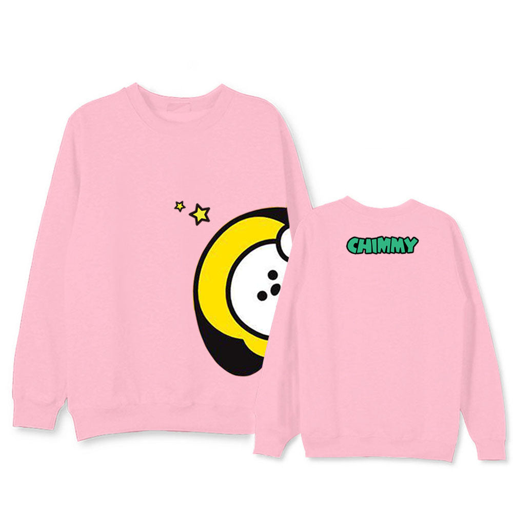 BT21 Have Fun Sweatshirts