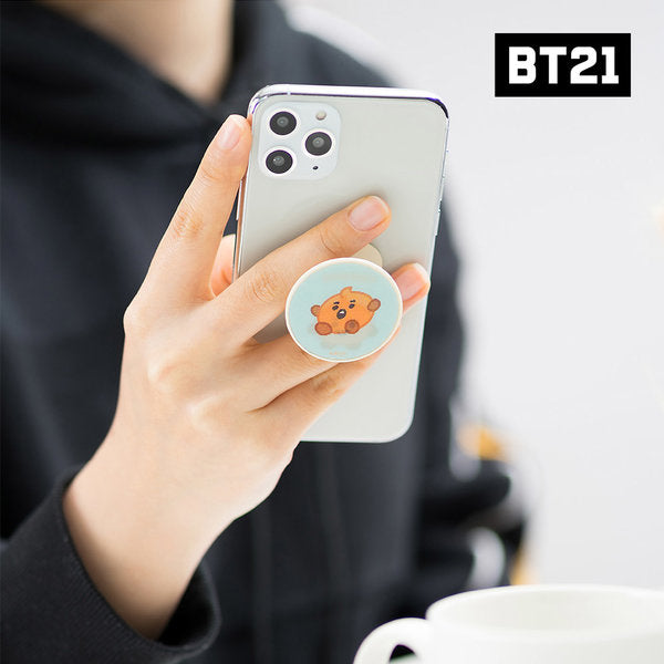 [BT21] BT21 Baby Magic Grip Holder Holder KOYA
