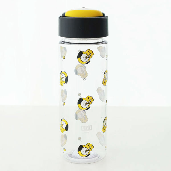[BT21] Chimi CHIMMY LINE Friends Official Collaboration BPA Free Water Bottle
