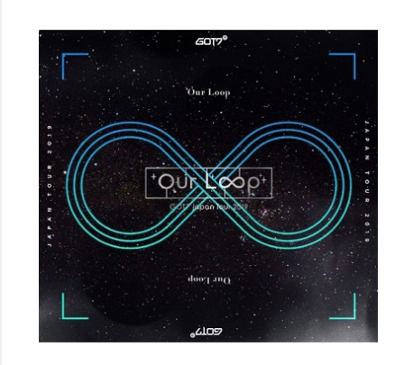 "[Japanese Edition] GOT7 Japan Tour 2019 ""Our Loop"" (Limited Edition) Blu-ray"
