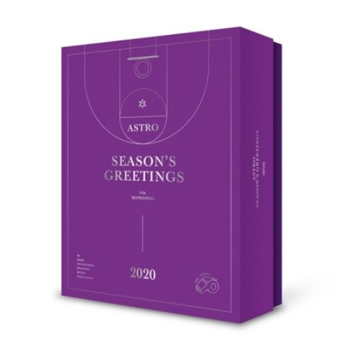 Astro-2020 Season Greetings (REFRESHING VER.)
