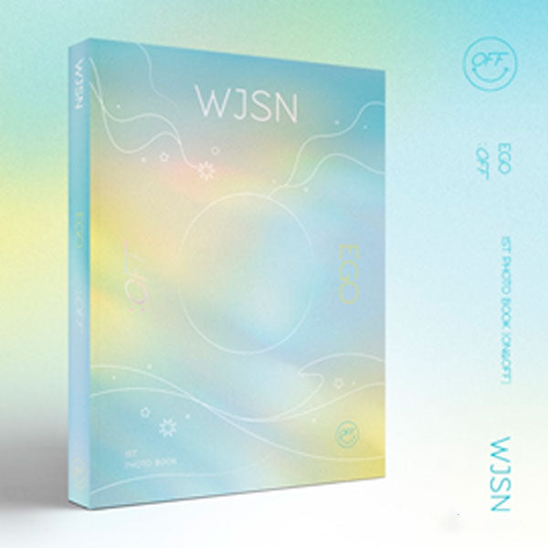 [PHOTOBOOK] WJSN (Cosmic Girls) - WJSN 1ST PHOTOBOOK [ON&OFF] Ego : OFF