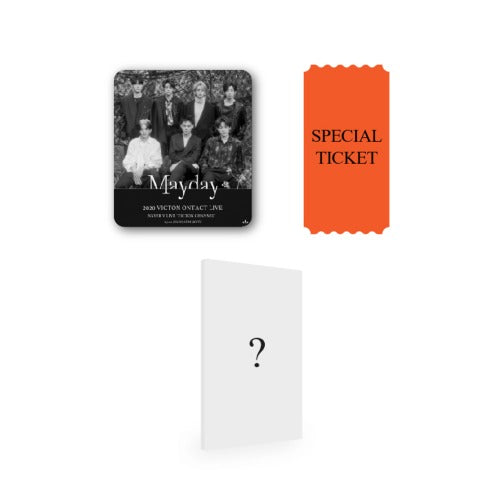[Reservation] Bigton-02 LIVE Ticket + BEHIND PHOTOBOOK + SPECIAL TICKET / 2020 VICTON ONTACT LIVE [Mayday]