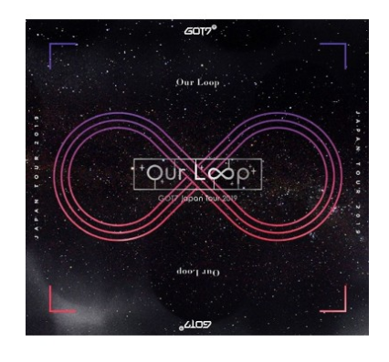 "[Japanese Edition] GOT7 Japan Tour 2019 ""Our Loop"" (1st Limited Edition) DVD"