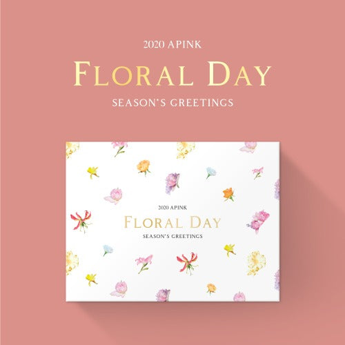 A Pink-2020 Season Greeting [FLORAL DAY]