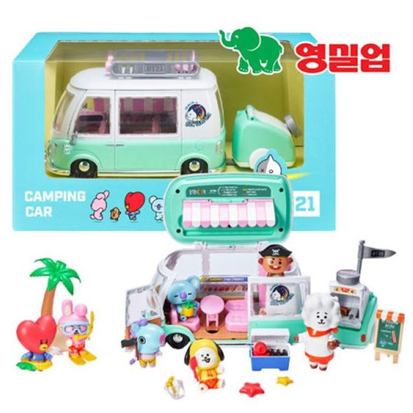 [Young Business] BT21 Camper