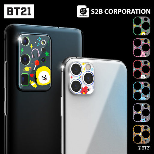 [BT21] BT21 Camera Protective Cover (iPhone 11 Pro / Pro Max)