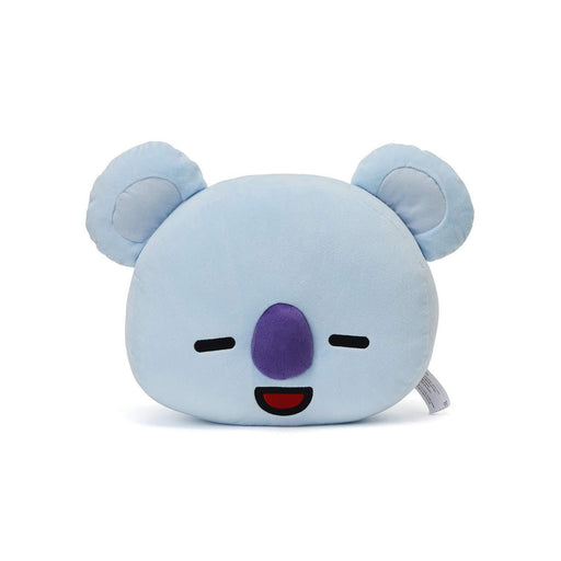 BT21 Official Merchandise by Line Friends - KOYA Smile Decorative Throw Pillows Cushion, 11 Inch