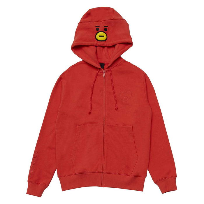BT21 Official Merchandise by Line Friends - Character BT21 Chimmy Hoodie Sweatshirts for Men and Women