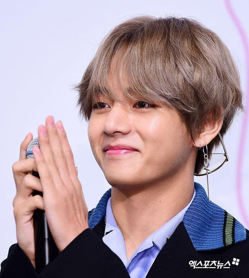 Love BTS V Kpop Earrings