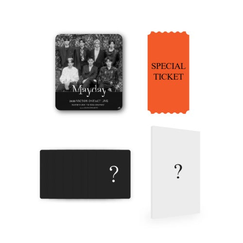 [Reservation] Bigton-03 LIVE Ticket + PHOTOCARD SET + BEHIND PHOTOBOOK + SPECIAL TICKET / 2020 VICTON ONTACT LIVE [Mayday]