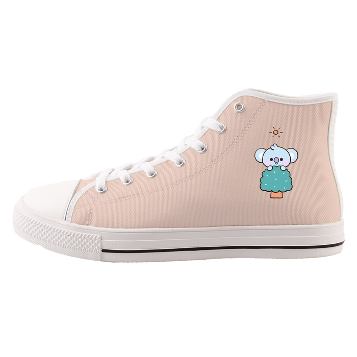 BT21 Merch - BT21 Koya Canvas Shoes