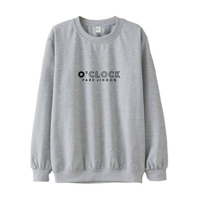 WANNA ONE  O'CLOCK  SWEATSHIRT