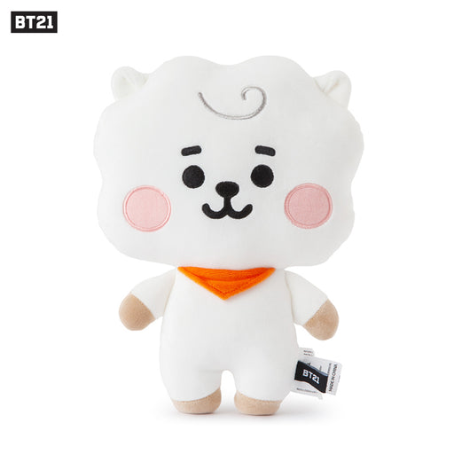 RJ Baby Standing Doll - By Line Friends