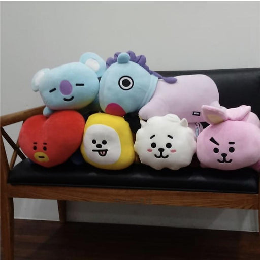 BT21 Bedding Down Cushion