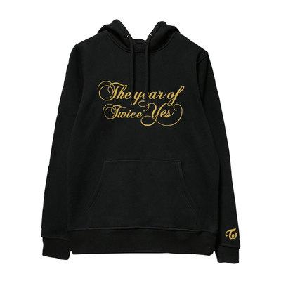 TWICE THE YEAR OF YES HOODIE