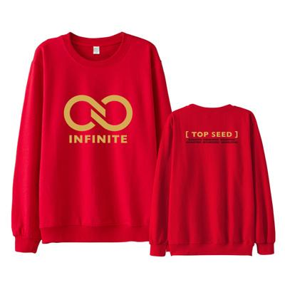 INFINITE  TOP SEED  SWEATSHIRT