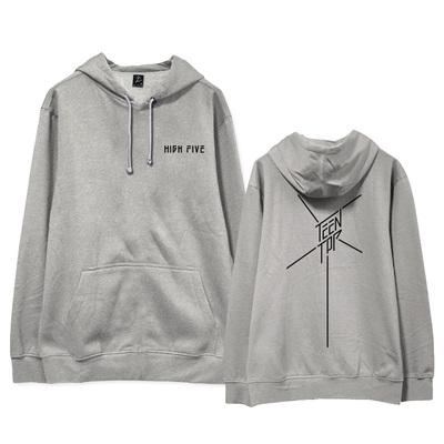 TEEN TOP HIGH FIVE  HOODIE