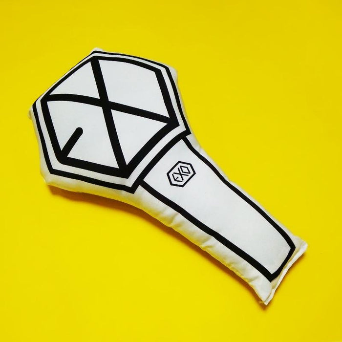 EXO Merch - Official Light Stick Pillow Cushions