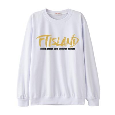 FTISLAND OVER 10 YEARS SWEATSHIRT