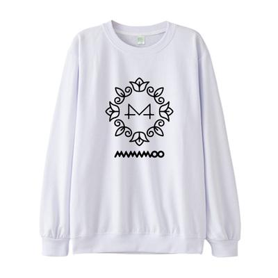 MAMAMOO Yellow Flower SWEATSHIRT