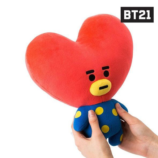 BT21 TATA STANDING DOLL (MEDIUM)