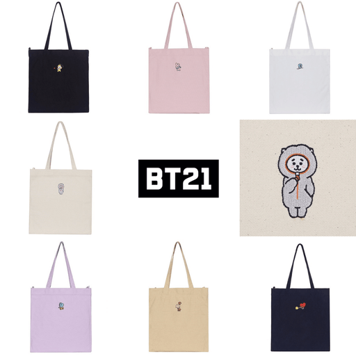 BT21 X SPAO ECO BAG